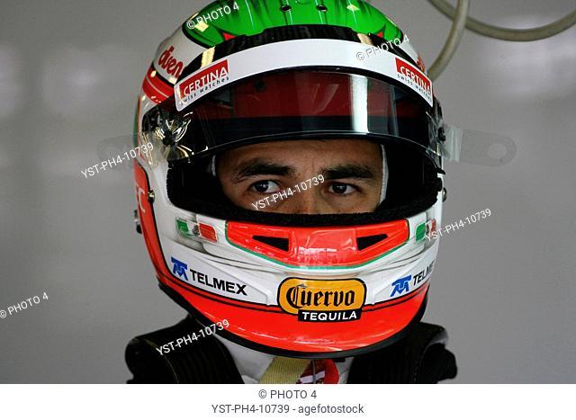 Racing, Sergio Pérez, Sauber F1, Saturday Practice, Australian Grand Prix, Melbourne, Australia