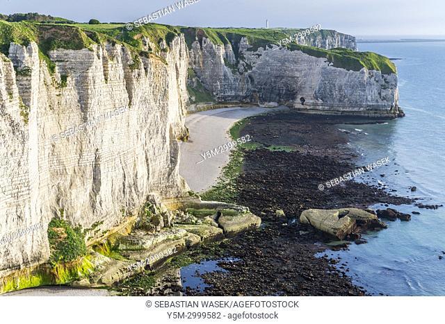 Étretat, Seine-Maritime department, Normandie, France, Europe