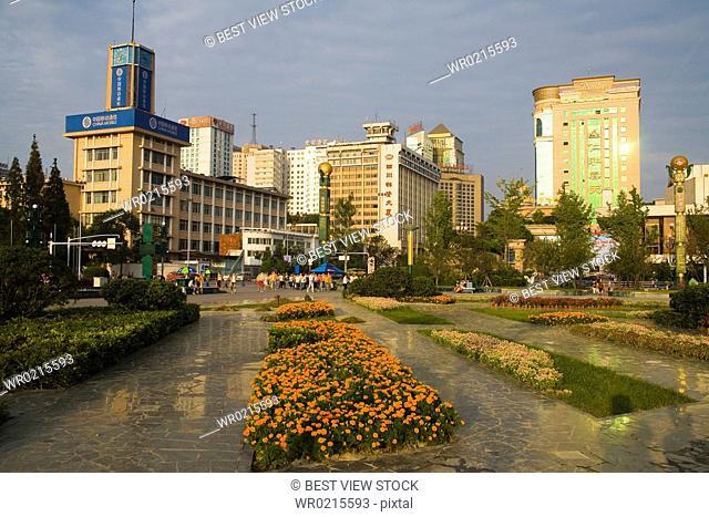 Chengdu Tianfu Square