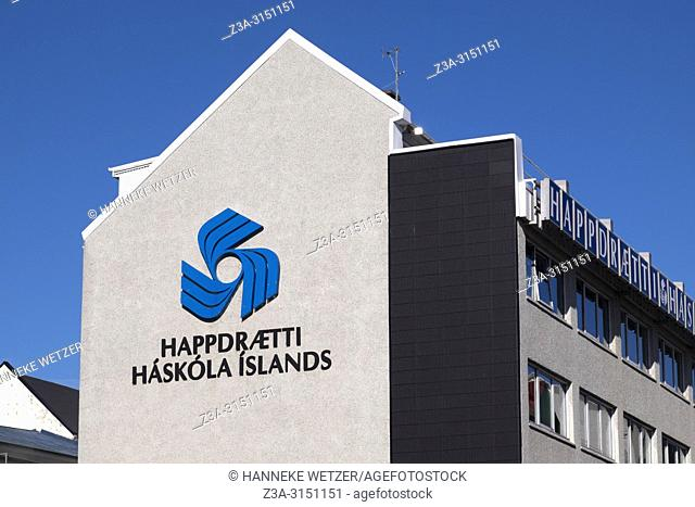 Happdaetti department of the university of Iceland, Reykjavik