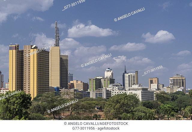 Africa. Kenya. Nairobi