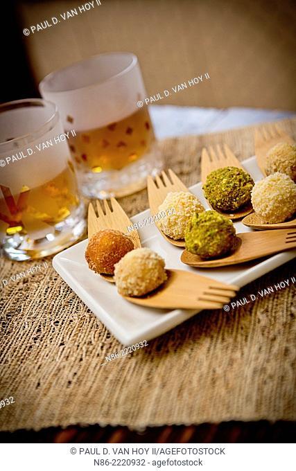 parmigiano reggiano truffles