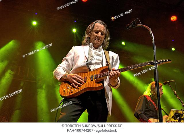 04. August 2017 - Roger Hodgson and Charles Roger Pomfret Hodgson, withbegrunder, former frontman, singer and songwriter of the British pop / rock band...