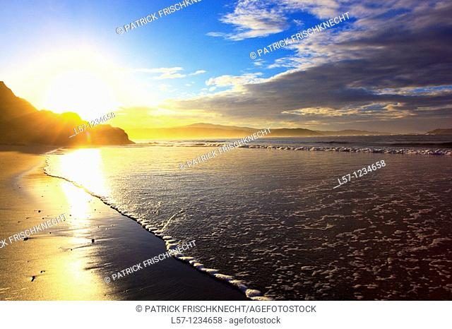 coast line, Sutherland, Scotland