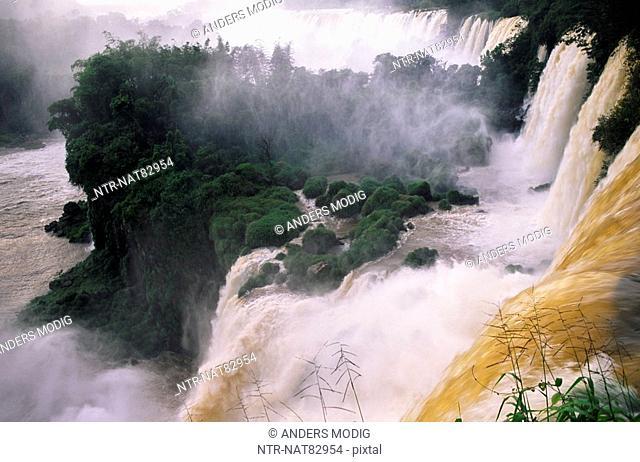 The Iguazu Falls, Argentina
