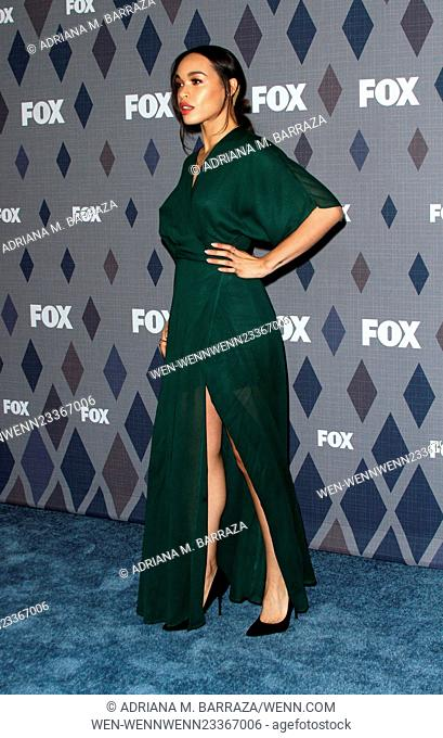 FOX Winter TCA 2016 All-Star Party held at the Langham Huntington Hotel - Arrivals Featuring: Cleopatra Coleman Where: Los Angeles, California