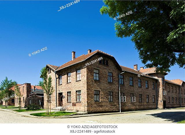 Poland, Auschwitz, Concentration camp