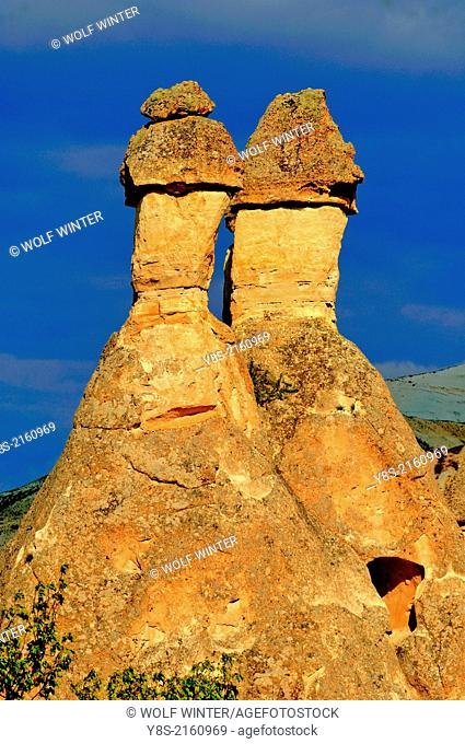 Valley of Monks near Goereme, Cappadocia