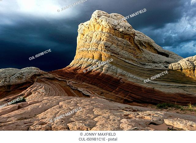 White Pocket, Paria Plateau, Arizona, USA