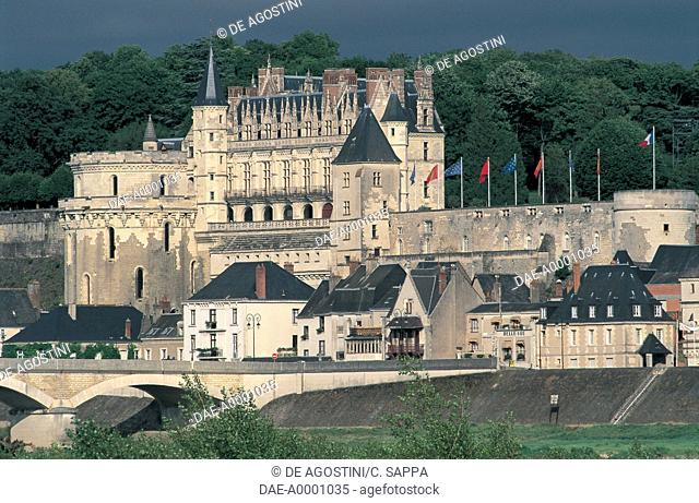 France - Centre - Amboise Castle (UNESCO World Heritage Site, 2000)