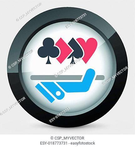 Betting center icon