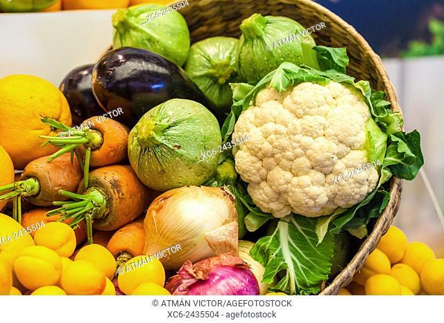 mix of veggies