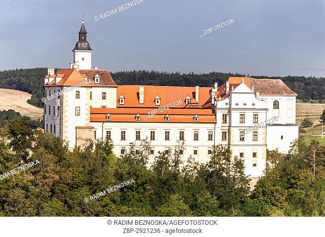 Jevisovice Castle, Southern Moravia, Czech Republic
