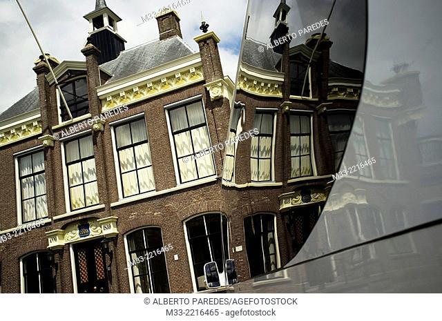 Ijlst, Friesland province (Fryslan), Netherlands