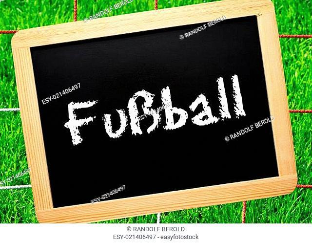 Fußball - Konzept