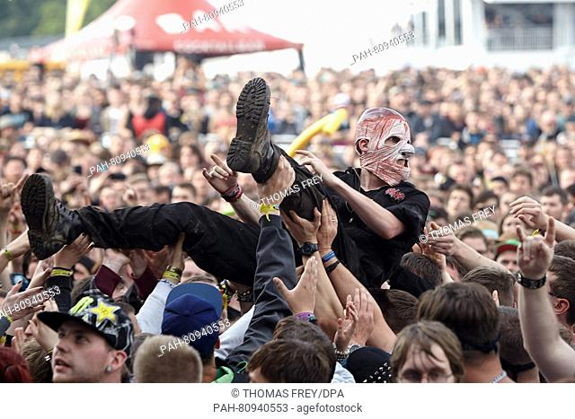 Rock Am Ring 2016 622016 Newsworthy Images At Age