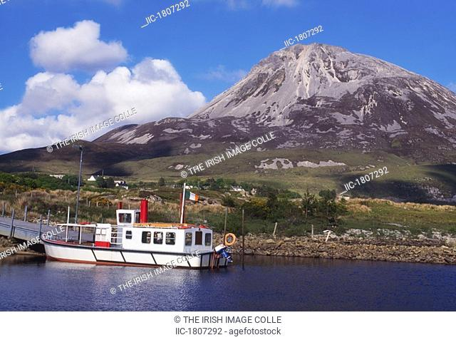 Mount Errigal, Dunlewy, Co Donegal, Ireland