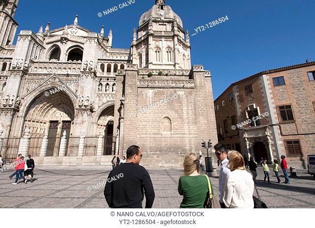 The Primate Cathedral of Saint Mary of Toledo Spanish: Catedral Primada Santa María de Toledo, also called Cathedral of Saint Mary of Toledo  Toledo is a...