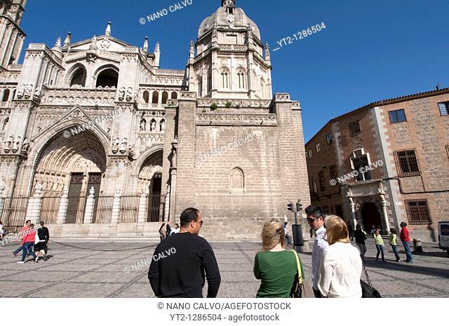 The Primate Cathedral of Saint Mary of Toledo Spanish: Catedral Primada Santa María de Toledo, also called Cathedral of Saint Mary of Toledo  Toledo is a...