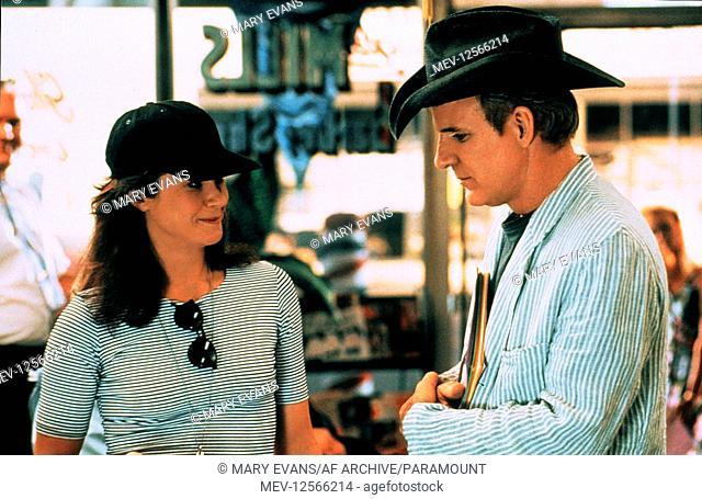 Debra Winger & Steve Martin Characters: Jane Larson & Jonas Nightengale Film: Leap Of Faith (1992) Director: Richard Pearce 17 December 1992
