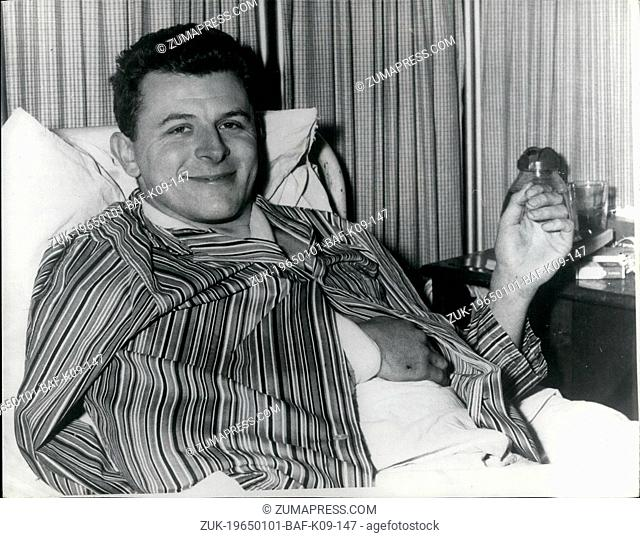 Jan. 01, 1965 - Policeman wounded in Kensington Gum Drama - Making Good progress: Doctors operated today on P.C. Micheal Wheelhouse - the 28 year old policeman...