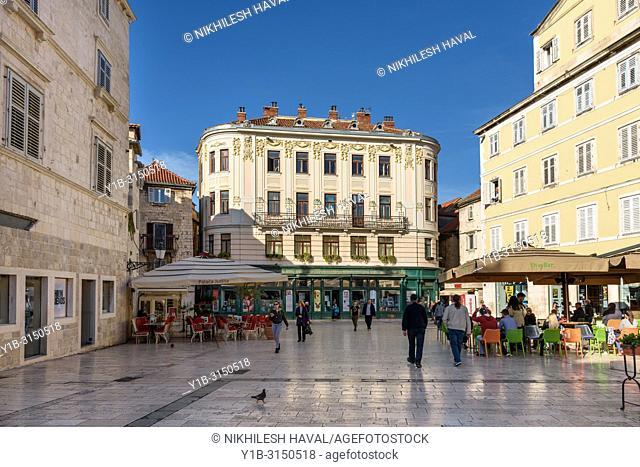 Piazza Heritage Hotel, Pjaca, Split, Croatia