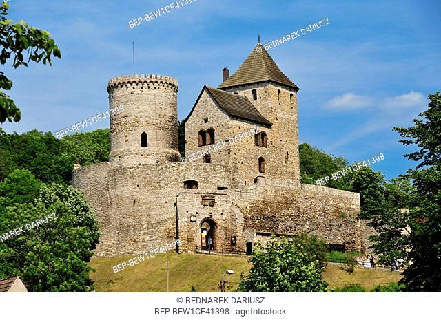 Bedzin Castle, Silesian Voivodeship, Poland