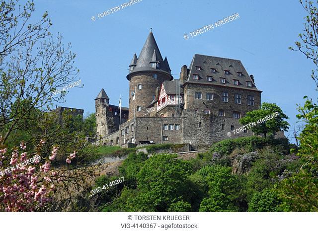 Bacharach : Burg Stahleck