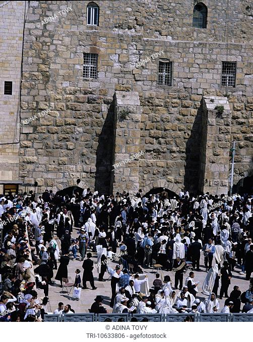Wailing Wall, Jerusalem-Old City