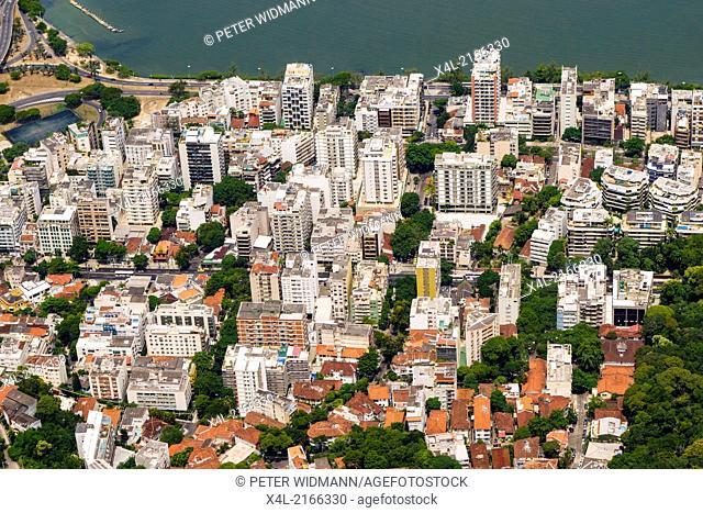 Rio de Janeiro, Lagoa Rodrigo de Freitas, Brazil