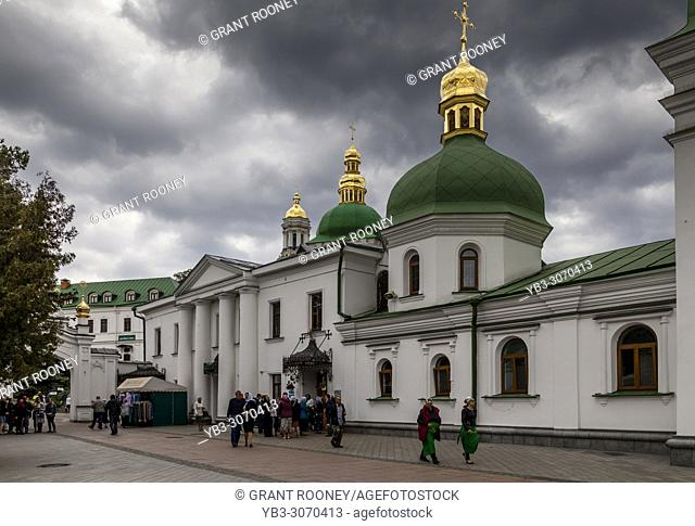 Church of the Exaltation of the Cross, Pechersk Lavra Monastery Complex, Kiev, Ukraine