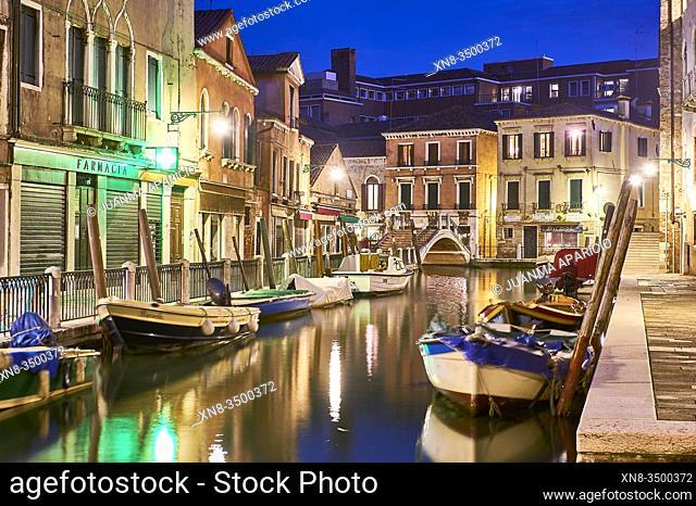 Fondamenta dei Tolentini, Venice, 30100 Venezia VE, Beneto, Italy