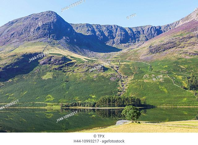 England, Cumbria, Lake District, Buttermere