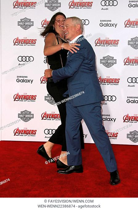 Marvel S Avengers Age Of Ultron Los Angeles Premiere Featuring Neal Mcdonough Stock Photo Picture And Rights Managed Image Pic Wen Wenn22386874 Agefotostock Ruve robertson, neal mcdonough 07/11/2013 red 2 los angeles premiere held. los angeles premiere featuring