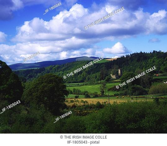 County Wicklow, Avoca, Vale of Avoca, Ireland