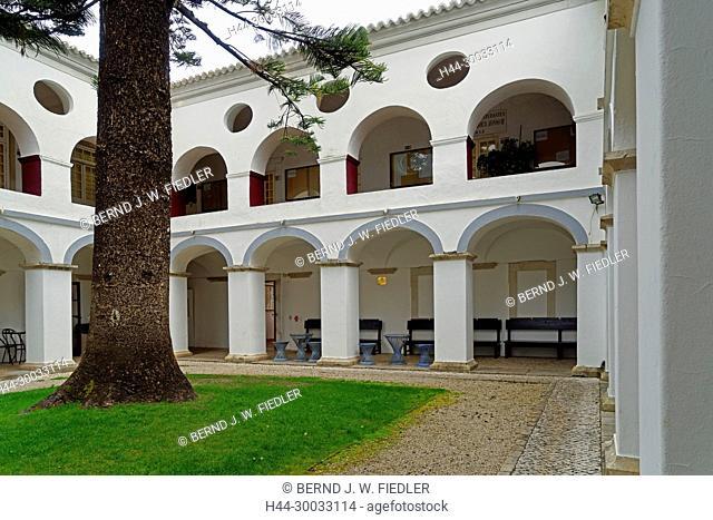 Antigo Convento do Espírito Santo, Nonnenkloster, Innenhof, Kreuzgang
