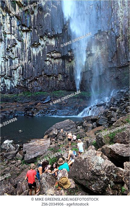 Minyon Falls, Nightcap National Park, NSW, Australia