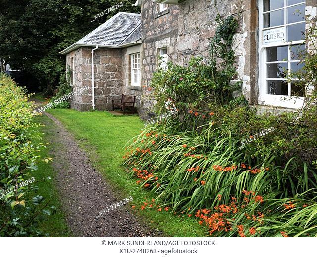 Iona Heritage Centre Iona Argyll and Bute Scotland