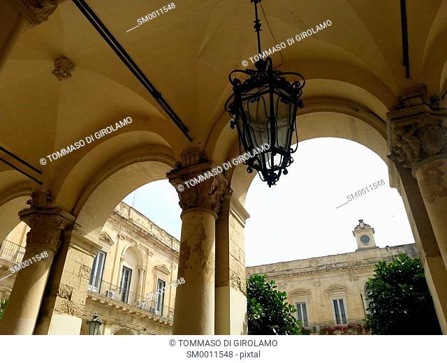 Lecce, Italy, Provincial Building