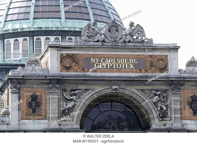 europe, denmark, copenhagen, ny carlsberg glyptotek