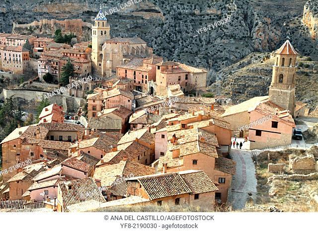 Albarracin Teruel Spain