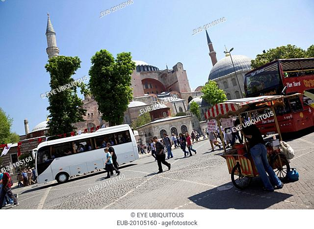 Sultanahmet Ayasofya Muzesi Hagia Sofia Museum