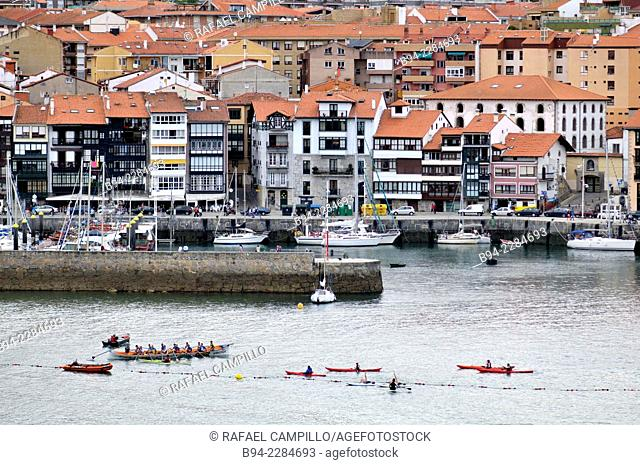 Bermeo. Biscay, Basque country. Spain