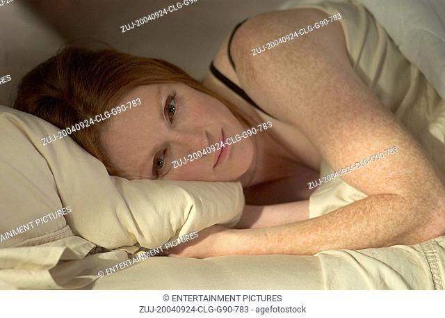 RELEASE DATE: September 24, 2004. MOVIE TITLE: The Forgotten. STUDIO: Revolution Studios. PLOT: A grieving mother, Telly Paretta