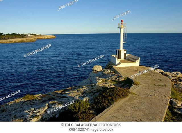 Migjorn Santanyi Porto Petro Mallorca Balearic Islands Spain