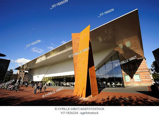 The Stedelijk Museum by Benthem Crouwel Architects re-opened in September 2012, Amsterdam, the Netherlands