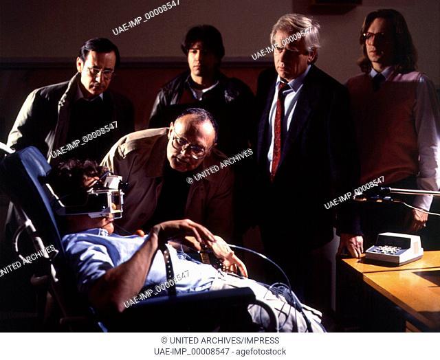 SOKO 5113: Das Duell, D 1985, Regie: Ulrich Stark, WILFRIED KLAUS, CHRISTIAN TRAMITZ, WERNER KREINDL, BERND HERZSPRUNG, KLAUS BARNER, HANS KREMER