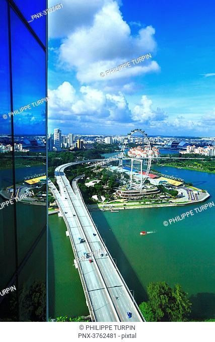 Singapour, Singapore Flyer