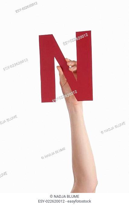 Red N