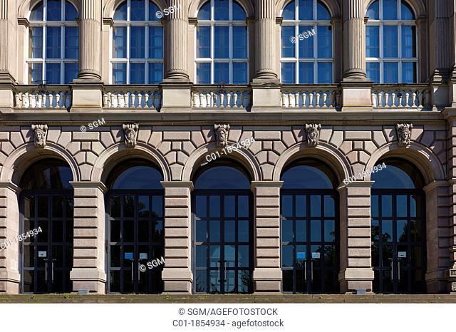 'Palais Universitaire' University building Strasbourg Alsace France